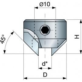Záhlbník priechodzí SV05MS