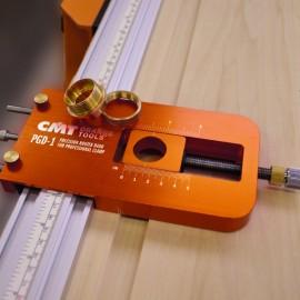 Frézovací prípravok pre PGC pravítka CMT