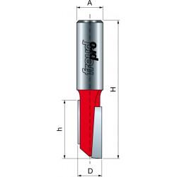 Fréza s rovnými nožmi drážkovacia 14-